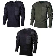 The armed forces pullover with breast pocket