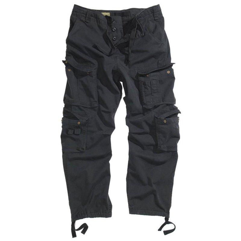 Cargo Freizeithose Vintage Herren Trousers Army Hose Pants Aqj34RL5