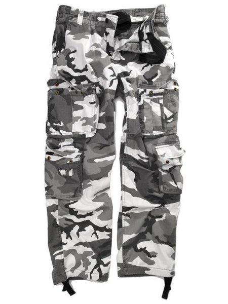 Wählen Sie für offizielle verrückter Preis beste Angebote für VINTAGE Cargo Hose Herren Freizeithose Army Pants Trousers ...