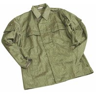 Original field jacket NVA Strichtarn