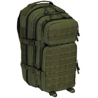 US Rucksack Assault I Basic Oliv