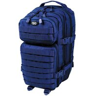 US Rucksack Assault I Basic blau