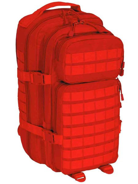 US Rucksack Assault I Basic Rot