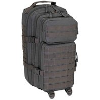 US Rucksack Assault I Basic Urban grau