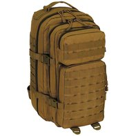 US Rucksack Assault I Basic Coyote tarn