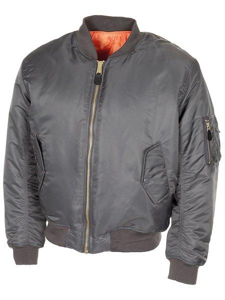online store 5f5d7 0ff80 MA1 Giacca di bombardero gli USA la giacca di pilota urbano grigio