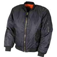 MA1 Bomber jacket the US pilots jacket urbane grey