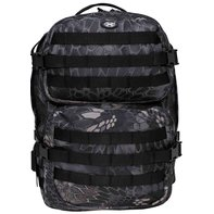 US Rucksack Assault II snake black ca. 40 L