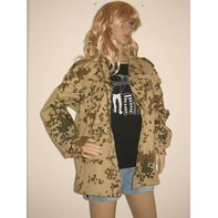 Military Army Camouflage Trope Jacke Bundeswehr Blogger...