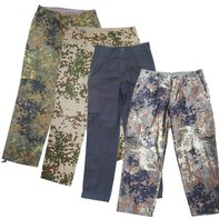 Original the armed forces of Flecktarn field trousers