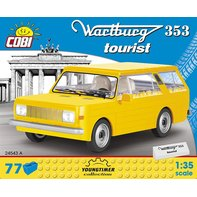 COBI Wartburg 353 tourists