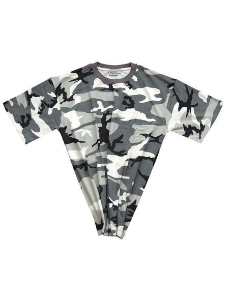 Tarn T-Shirt City-Camo XL