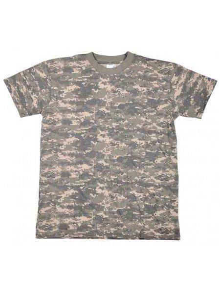 b38c14ea94bc58 T-Shirt halbarm US-Style AT-Digital - Army- Freizeit- Outdoor- Damen ...