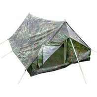 2 man tent mini pack Ranger Flecktarn