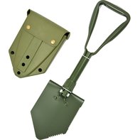 Bundeswehr folding spade 3 pcs. with EVA plastic bag