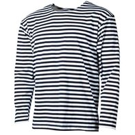 Soot. Navy shirt long sleeve summer Telnjaschka