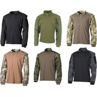US Tactical shirt manches longues