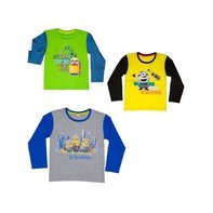 T-Shirt un long bras 160 GSM Minion