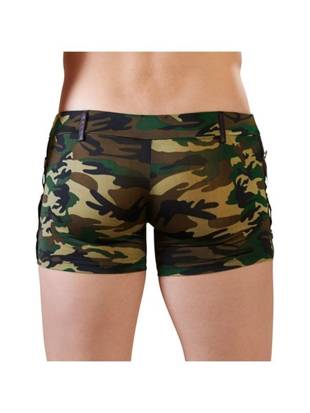 Camouflage-Pants