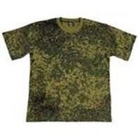 US T-Shirt, halbarm, russisch digital, 170g/m²