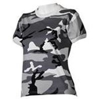 US T-Shirt, Damen, urban